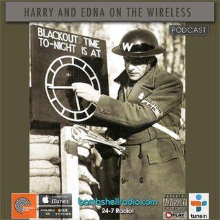 Harry & Edna ~ Blackout Britain Museum