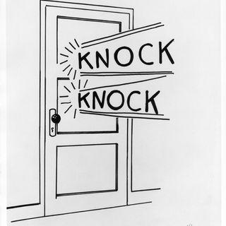 Knock Knock- (Pre-Rec)