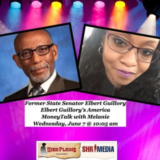 "Former State Senator Elbert Guillory of ""Elbert Guillory's America"" talks ""The Racial Wealth Gap"""