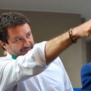 Caro Salvini, sul MES non si deve trattare