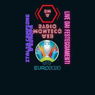 Live Dai Festeggiamenti di Civitanova Marche!!! Forza AZZURRI!!! Campioni D'Europa!!!