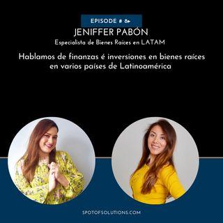 Jeniffer Pabón - Especialista en Bienes Raíces LATAM E8