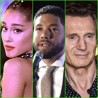 Ariana Grande | Jussie Smollett | Liam Neeson