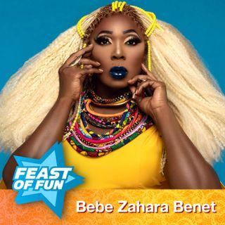 FOF #2477 - Bebe Zahara Benet Wants You to Get Fierce
