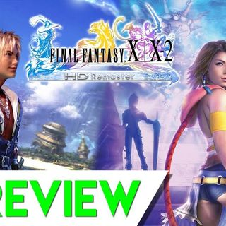 Final Fantasy X - X2 Remastered Switch Review