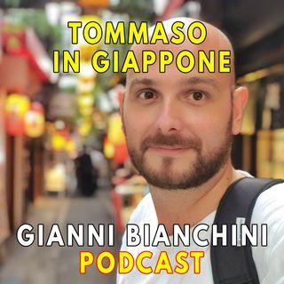 In viaggio con Tommaso In Giappone
