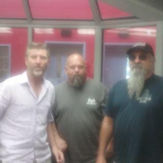 California Valley Patriots, Collin Kapernick, Parole and Bible Study