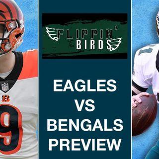 Cincinnati Bengals Weekly Show W/Joe Kelly: Bengals vs Eagles Preview