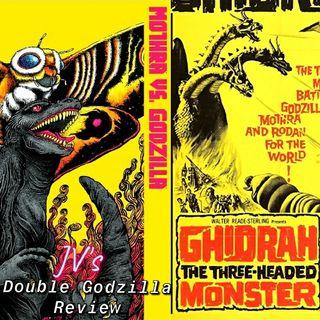 Episode 19 Mothra Vs Godzilla/ Ghidorad, The Three-Headed Monster Review (Spoilers)