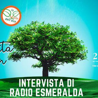 Evento Valle dell'Eco - Intervista di Radio Esmeralda