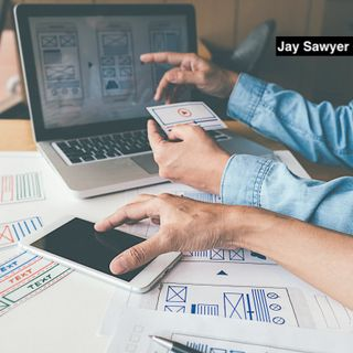 Jay Sawyer Chicago Gridbased website designmp3