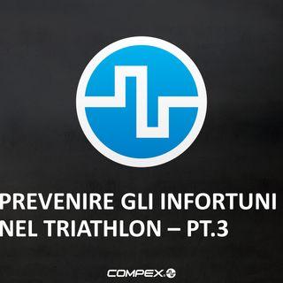 Triathlon: infortuni alla spalla - prevenzione e trattamento
