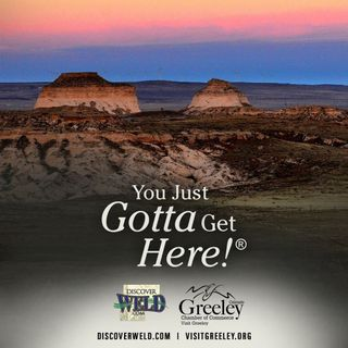 Spring in Greeley and Weld County, Colorado - Amy Dugan and Jennifer Finch on Big Blend Radio