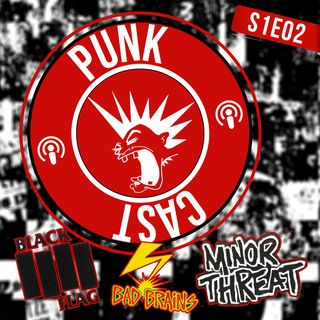 punkcastS1E02 - Get in the van... da Hermosa Beach a Washington DC