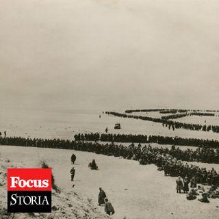 1940: l'epica evacuazione di Dunkerque