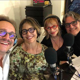413 - Dopocena con... Daniela Nobili, Anna Cesareni e Gianni Galassi - 28.01.2020