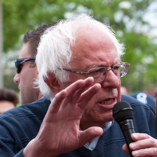 Bernie Sanders In Hot Water With The FEC