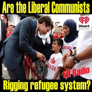 Morning moment rigging the refugee system Oct 16 2017