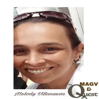 MAGV & Quest Nation. Melody Villanueva