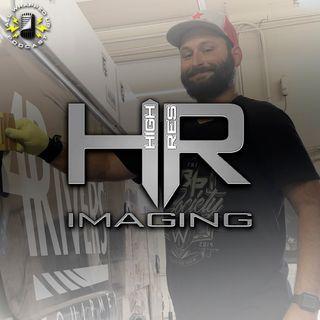 Martin Medill from High Res Imaging
