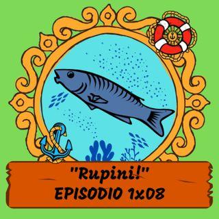 "LUCIA LA TONNARA - 1x08 - ""Rupini!"""