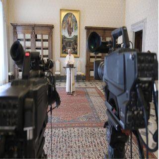 Papa oficiará misas de Pascua sin fieles