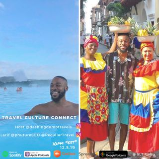 12.5 'Travel Culture Connect' featuring Larif, CEO of Peculiar Travel
