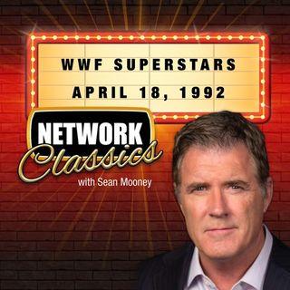 Network Classics: WWF Superstars April 18, 1992: PRIME TIME VAULT