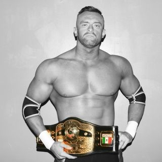 "Feeling the ""Powerrr"" with NWA World Heavyweight Champion NICK ALDIS"