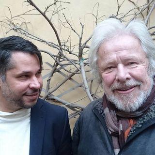 Sven Wollter – om hamnen, punkten och skulden
