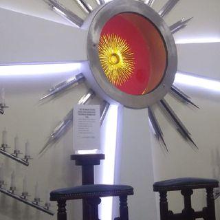 Homilía 3 Agosto 2019 - Bodas de Plata de Sor María del Pilar, OP