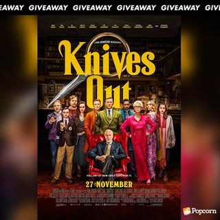 Damn You Hollywood: Knives Out