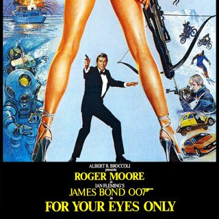 James Bond: Licence to Podcast - For Your Eyes Only