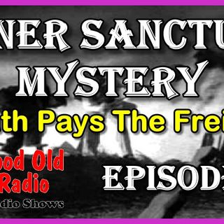 Inner Sanctum Mystery, Death Pays The Freight | Good Old Radio #innersanctum #ClassicRadio #radio