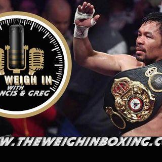 WBA Refused Manny Pacquiao Reinstatement as Super champion!