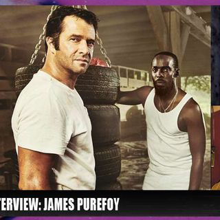 Rain Man Spotlight Interview - James Purefoy