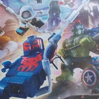 Ep. 6: Lego Marvel Superheroes 2