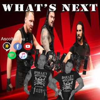 "WHAT'S NEXT #1 - ""Buona la prima"""