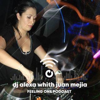 Vibes 004 ALEXA con Juan Mejia Feeling One