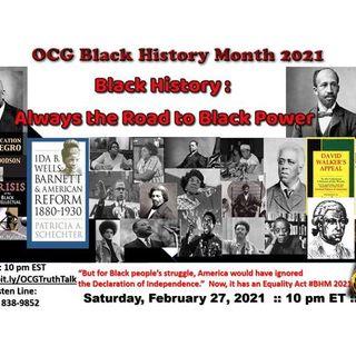 """Black History: Always the Road to Black Power"" :: Black History 365"