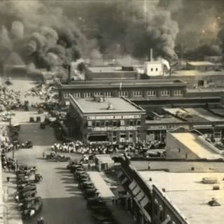 TULSA RACE MASSACRE: AN INSULT TO SO-CALLED BLACK AMERICANS!
