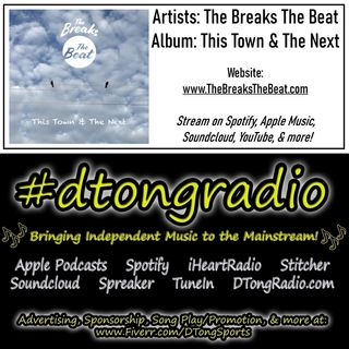 #MusicMonday on #dtongradio - Powered by TheBreaksTheBeat.com