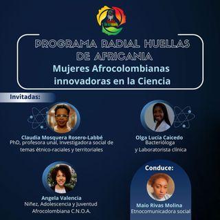 Mujeres afrocolombianas innovadoras en la ciencia