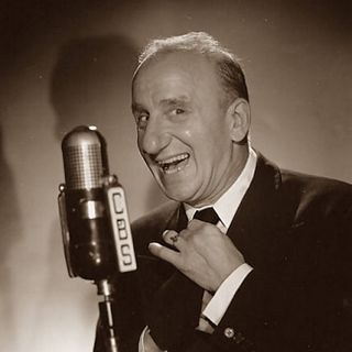 Classic Radio Theater for November 26, 2017-Jimmy Durante in person!