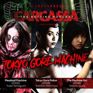 Carcassa: Tokyo Gore Machine