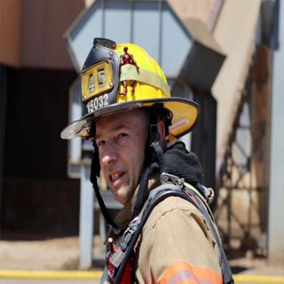Light up your life as a volunteer firefighter