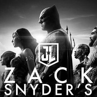 La liga de la justicia de Zack Snyder's