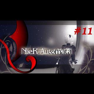 NieR:Automata [ep.0011] - Ricordo di 11B - Gameplay Walkthrough (ENG sub.ITA)