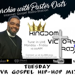 Tuesday KVR Gospel HIp-Hop Mix