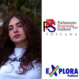Chiacchiere: Ep.4 con Alice Oreti del Parlamento degli studenti Toscano